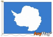 - ANTARTICA ANYFLAG RANGE - VARIOUS SIZES